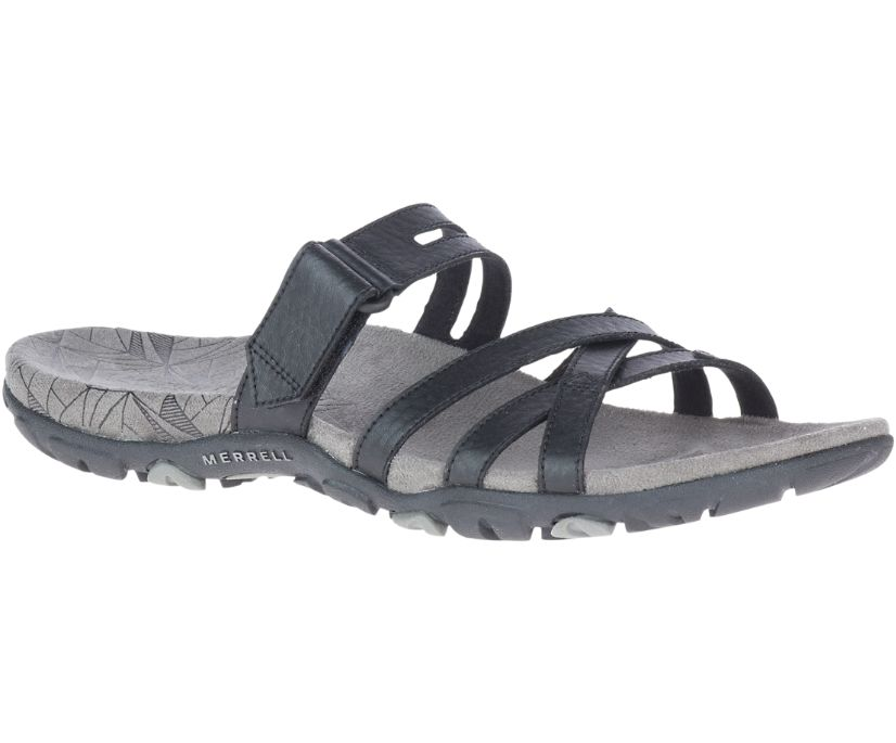 Sandspur Rose Slide, Black, dynamic