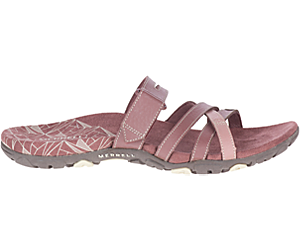 Sandspur Rose Slide, Marron, dynamic