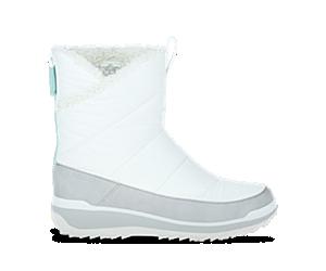 Snowcreek Sport Mid Zip Polar Waterproof, White, dynamic