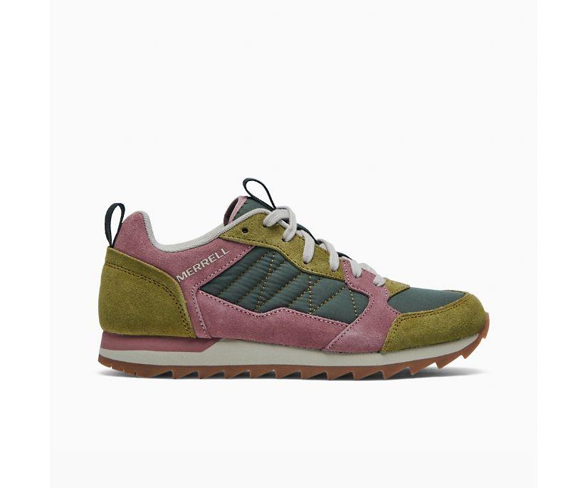 Alpine Sneaker, Moss/Burlwood, dynamic