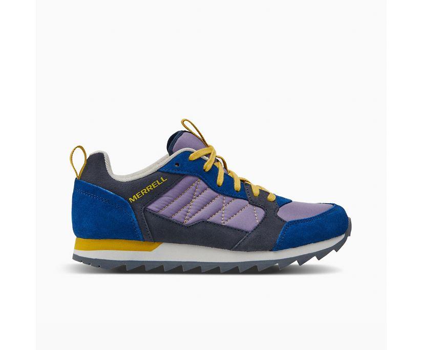 Alpine Sneaker, Navy/Poseidon, dynamic