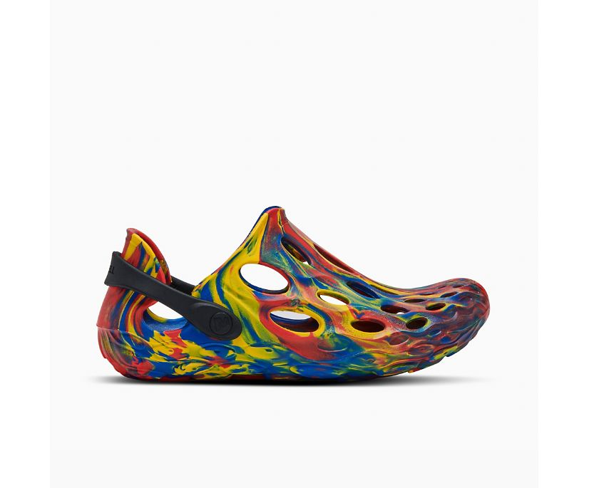 Hydro Moc, Rainbow, dynamic