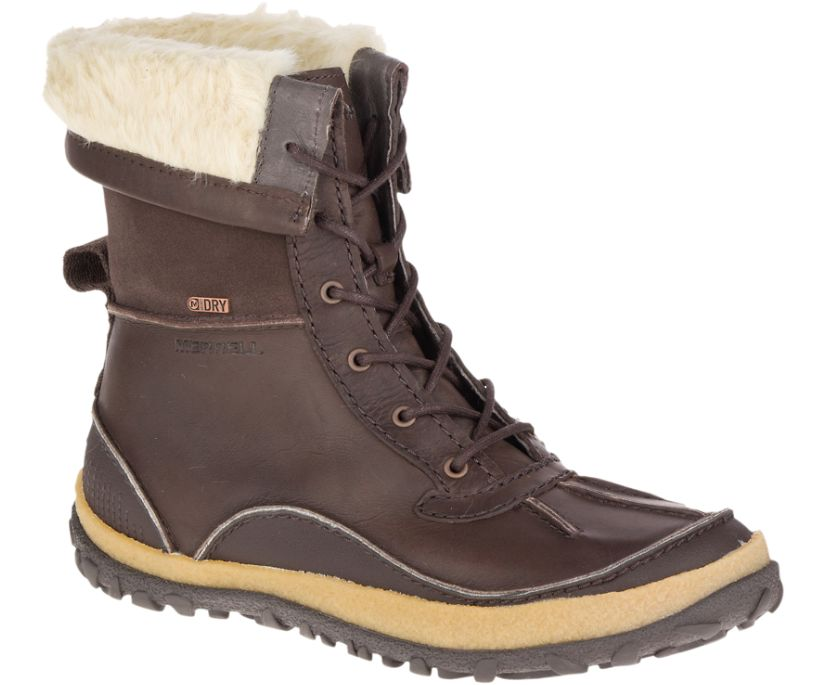 Tremblant Mid Polar Waterproof, Espresso, dynamic