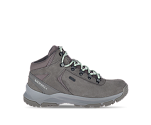 Erie Mid Waterproof, Charcoal, dynamic