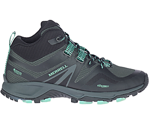 MQM Flex 2 Mid GORE-TEX®, Granite/Wave, dynamic