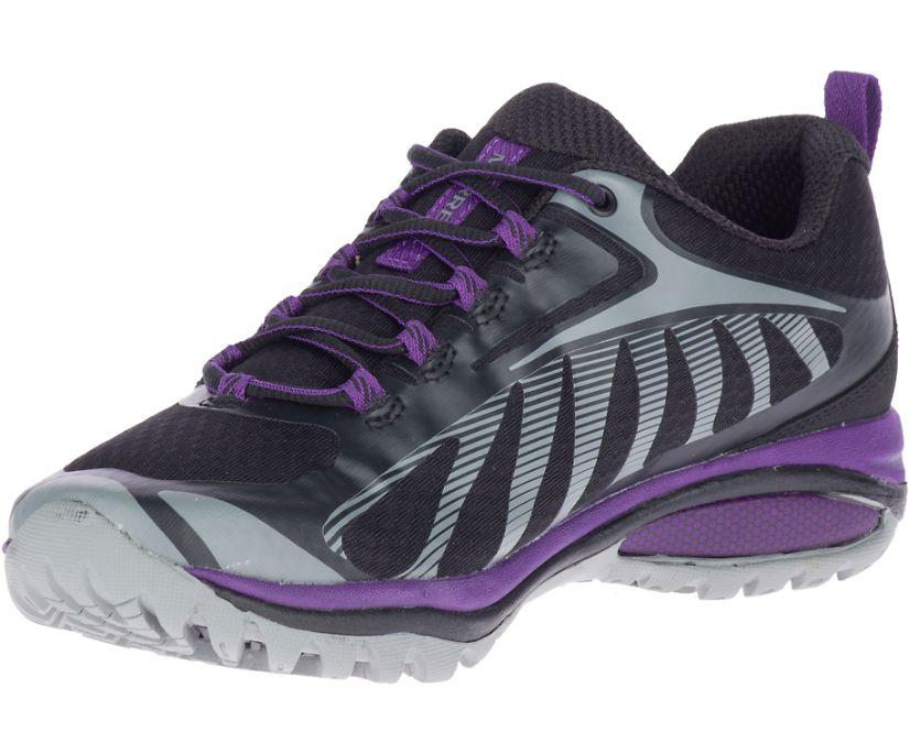 Merrell Siren Edge 3 Vegan Sneakers in Purple and Black