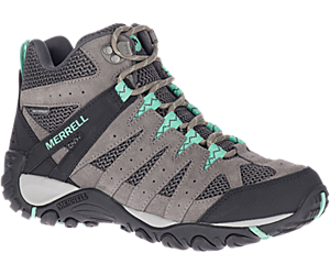 Accentor 2 Mid Ventilator Waterproof, Charcoal/Wave, dynamic