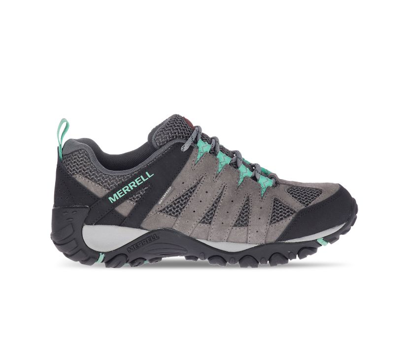 Accentor 2 Ventilator Waterproof, Charcoal/Wave, dynamic