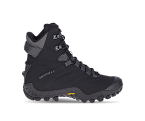 Chameleon Thermo 8 Tall Waterproof, Black/Rock, dynamic