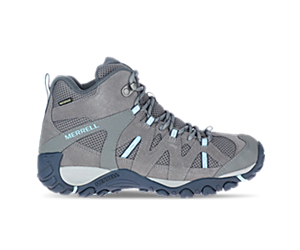 Deverta 2 Mid Waterproof, Charcoal/Canal, dynamic
