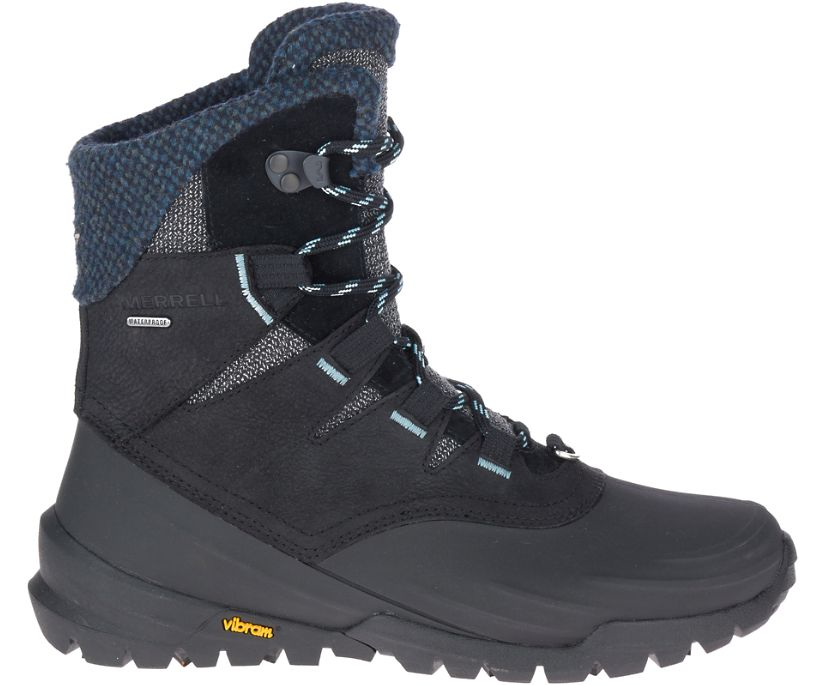 Thermo Aurora 2 Mid Shell Waterproof, Black, dynamic