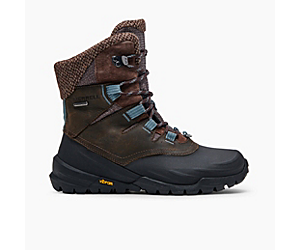 Thermo Aurora 2 Mid Shell Waterproof, Seal Brown, dynamic