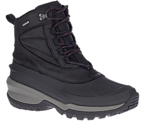 Thermo Slush Mid Shell Waterproof, Black, dynamic