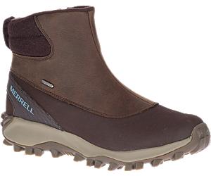 Thermo Kiruna Mid Zip Waterproof, Clay, dynamic