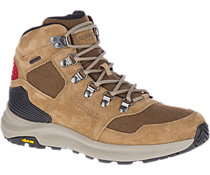 Ontario 85 Wool Mid Waterproof, Camel, dynamic