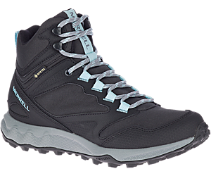 Altalight Approach Mid GORE-TEX®, Black/Canal, dynamic