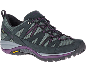 Siren Sport 3 GORE-TEX®, Black/Blackberry, dynamic