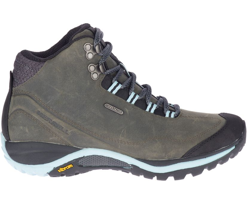 Siren Traveller 3 Mid Waterproof, Paloma/Canal, dynamic