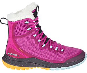 Bravada Knit Polar Waterproof, Fuchsia, dynamic