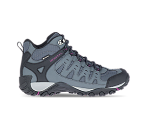 Accentor Sport Mid GORE-TEX®, Monument/Mulberry, dynamic