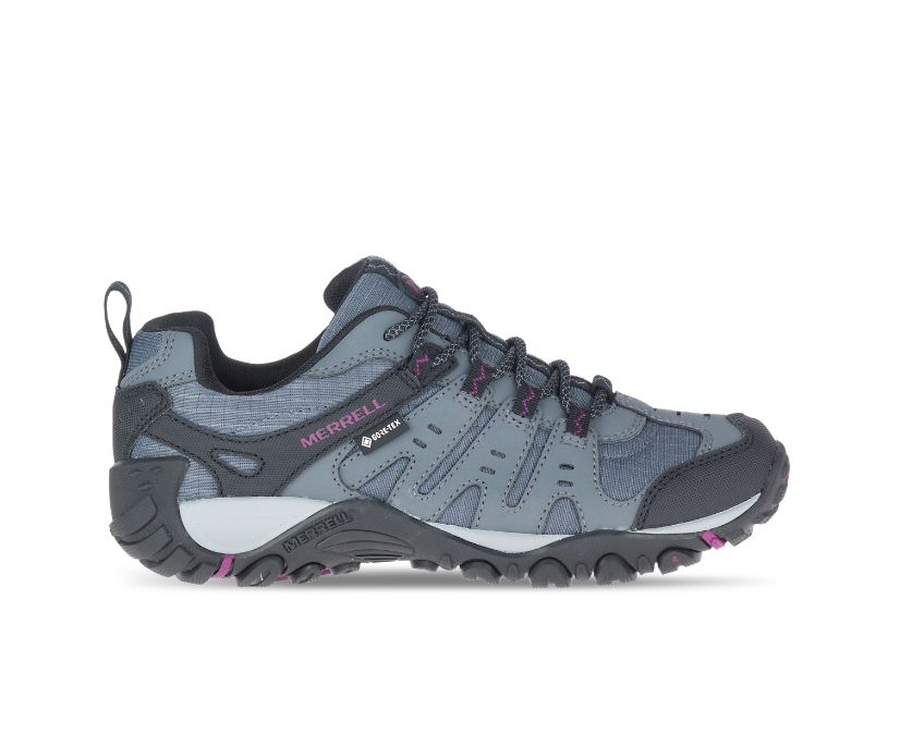 Accentor Sport GORE-TEX®, Monument/Mulberry, dynamic