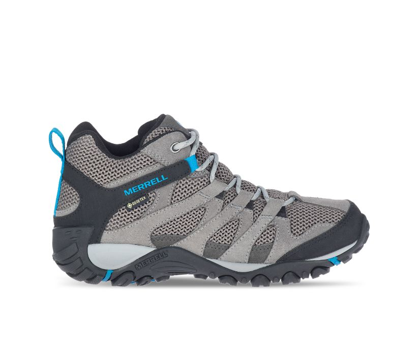 Alverstone Mid GORE-TEX®, Charcoal/Tahoe, dynamic