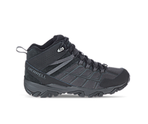 Moab FST 3 Thermo Mid Waterproof, Black, dynamic