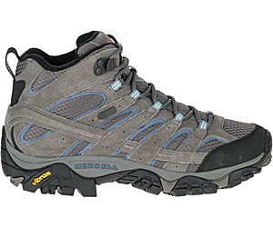 Moab 2 Mid Waterproof, Granite, dynamic