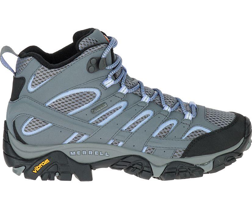 Moab 2 Mid GORE-TEX®, Grey/Periwinkle, dynamic
