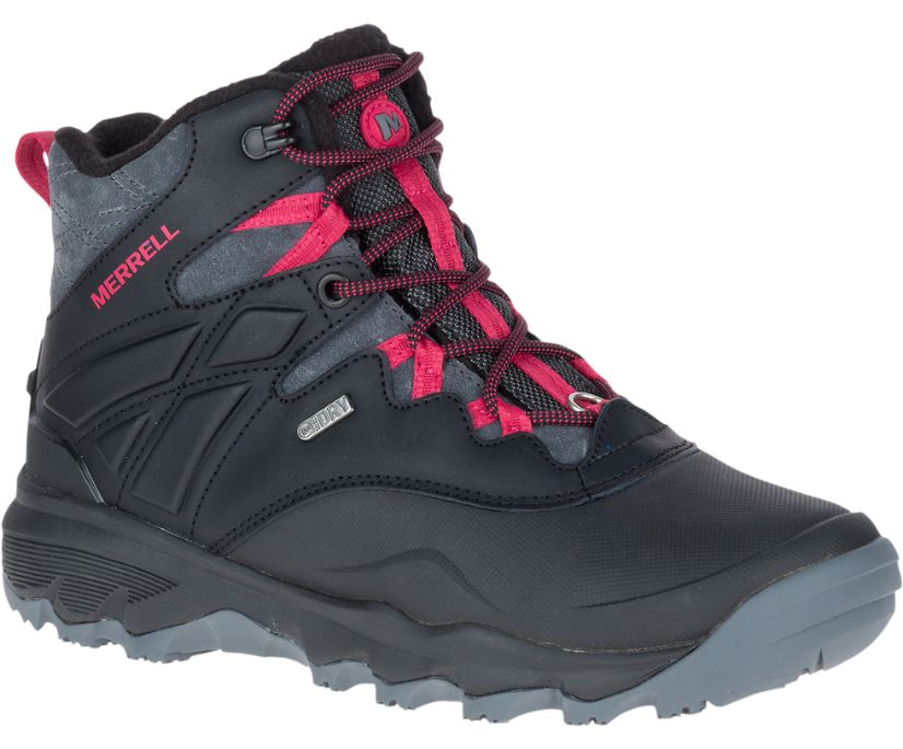 "Thermo Adventure 6"" Ice+ Waterproof, Black, dynamic"