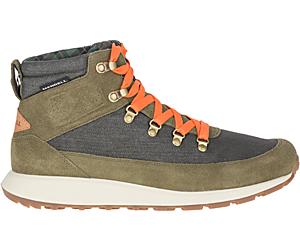 Ashford Classic Chukka Leather, Olive Plaid, dynamic