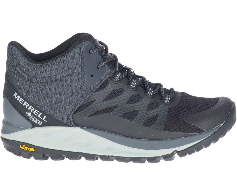 Antora 2 Mid GORE-TEX®, Black, dynamic
