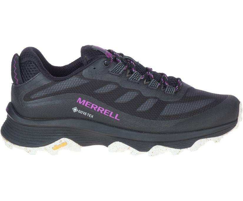 Moab Speed GORE-TEX®, Black, dynamic