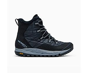 Antora Sneaker Boot Waterproof, Black, dynamic