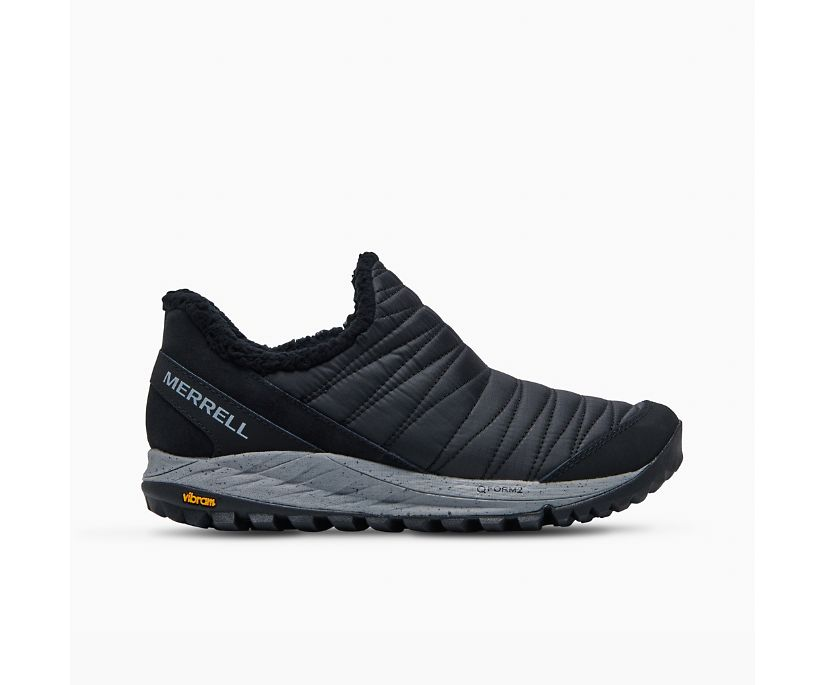 Antora Sneaker Moc, Black, dynamic