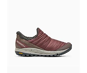 Antora Sneaker Moc, Marron, dynamic