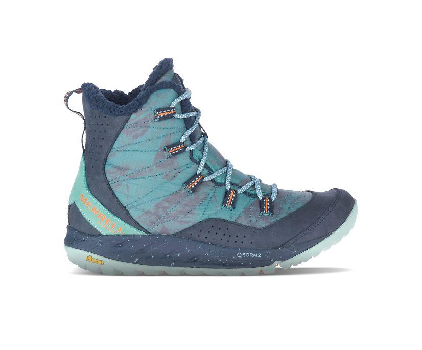 Antora Sneaker Boot Waterproof X See America, Arctic, dynamic