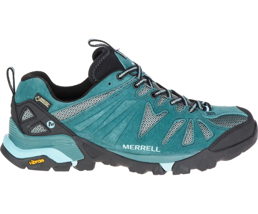 Capra GORE-TEX®, Sea Pine, dynamic
