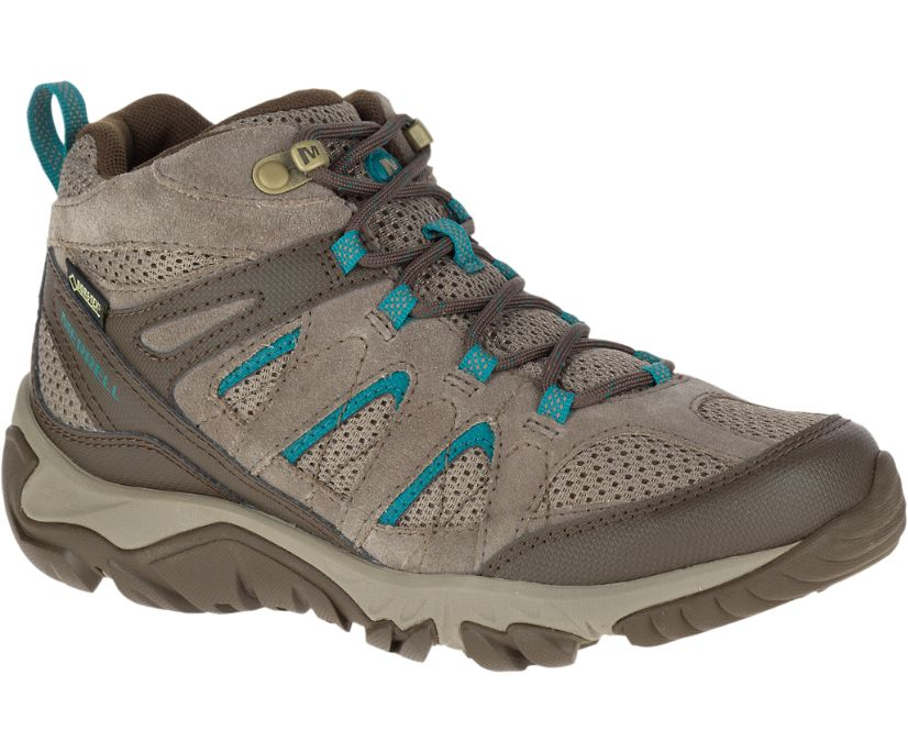 Outmost Mid Ventilator GORE-TEX®, Boulder, dynamic