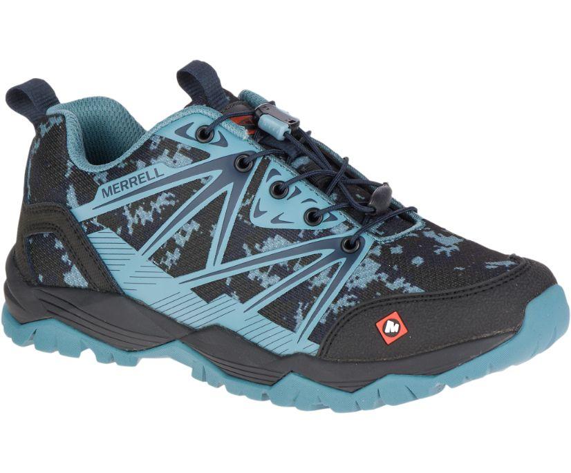 Fullbench Work Shoe, Smoke Blue, dynamic