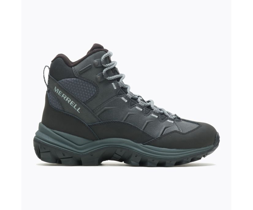 Thermo Chill Mid Waterproof, Black, dynamic