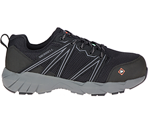 Fullbench Superlite CSA Alloy Toe Work Shoe, Black, dynamic