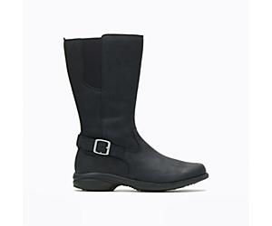 Andover Peak Waterproof, Black, dynamic