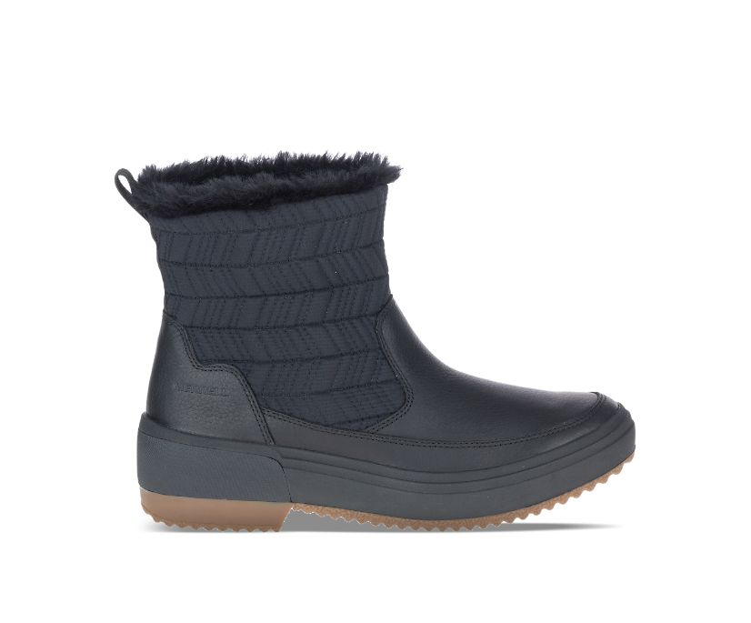 Haven Bluff Polar Waterproof, Black, dynamic