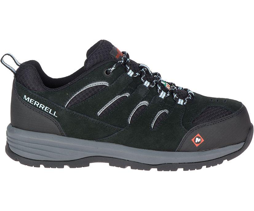 Windoc CSA Steel Toe Work Shoe, Black, dynamic