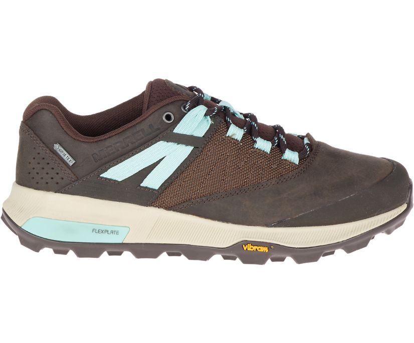 Zion GORE-TEX®, Seal Brown, dynamic