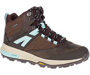 Zion Mid GORE-TEX®, Seal Brown, dynamic