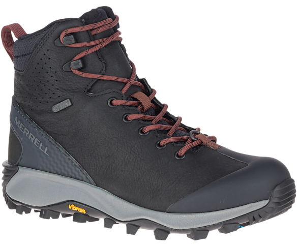 Thermo Glacier Mid Waterproof, Black, dynamic