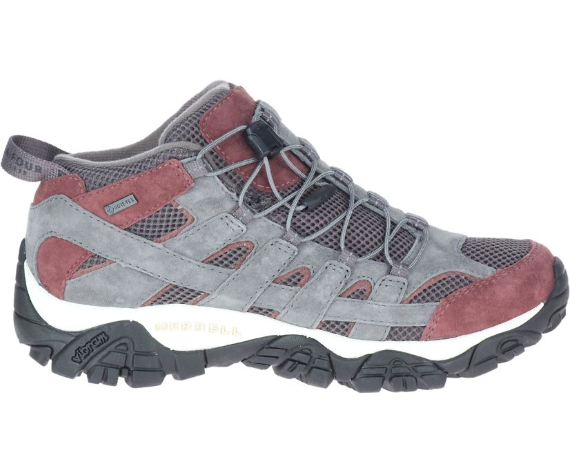 Merrell A.Four Moab GORE-TEX®, Charcoal, dynamic