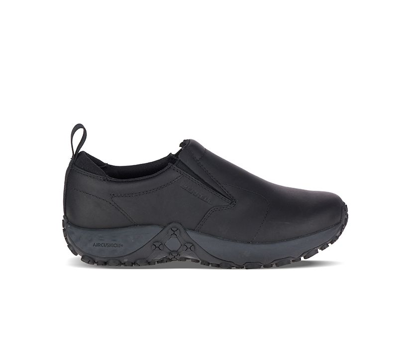 Jungle Moc AC+ PRO Work Shoe, Black, dynamic